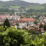 St. Cyriak Oberkirch - Stadtbild