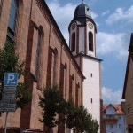 Kirche St. Cyriak Oberkirch