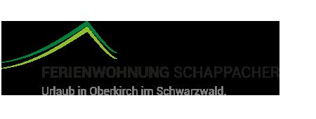 Ferienwohnung Schappacher in Oberkirch im Schwarzwald.